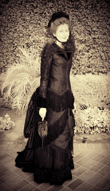 Victorian Costume Finished Project: Natu...