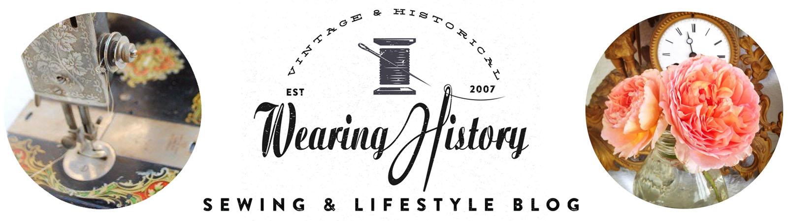 Wearing History® Blog