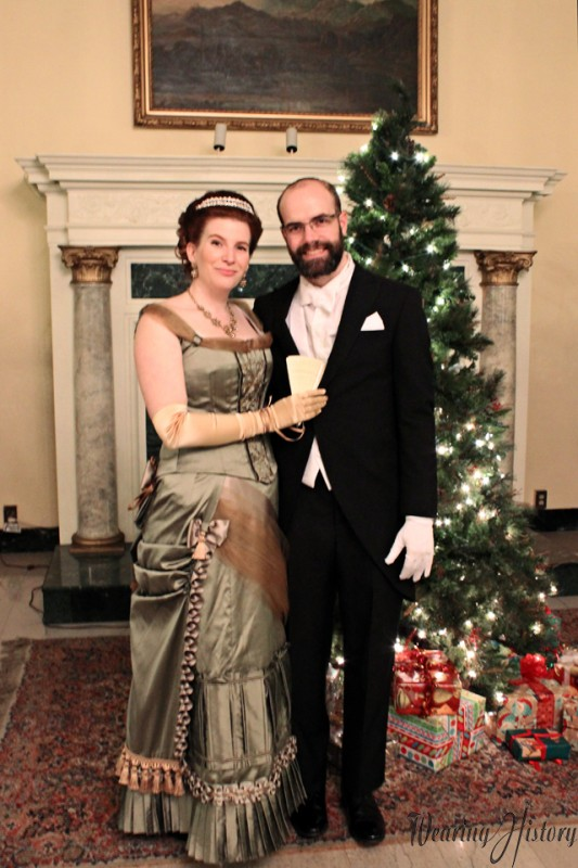 Wearing History: Social Daunce Irregulars Ball